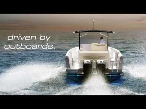 Fjord 36 Xpress by Fjord Boats Teaser
