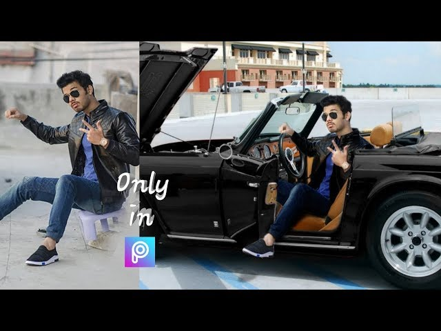 Vijay Mahar photo editing/vijay Mahar car manipulation /Vijay mahar editing tutorial/picsart editing