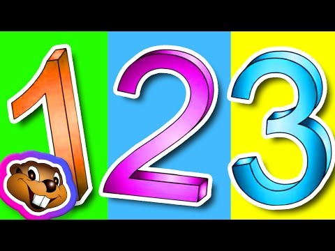 Numbers 123 Clip  English Songs for Kids Children Babies