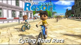 (HD) Wii Sports Resort - (9) Cycling Road Race: 6-Stage Race [15:10.07]