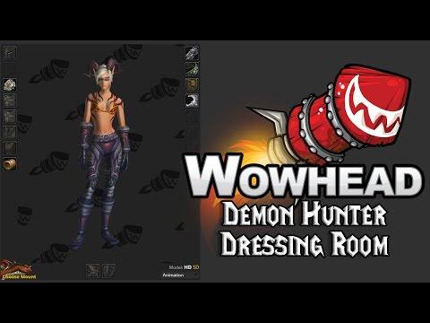 Opzioni di personalizzazione per i cacciatori di demoni guides