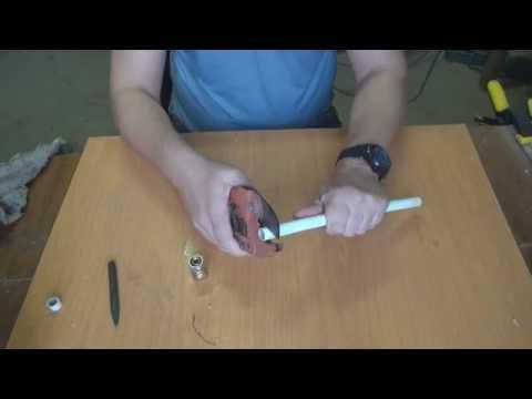 Как соединить металлопластиковую трубу