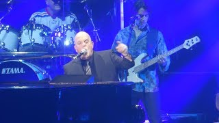 Only the Good Die Young Billy Joel@Madison Square Garden New York 3/28/18