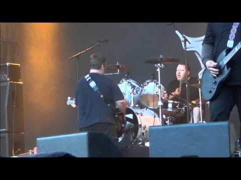 Sacred Reich - The American Way Live @ Sweden Rock 2012