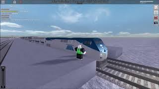 Railfanning in Roblox 01/12/18.