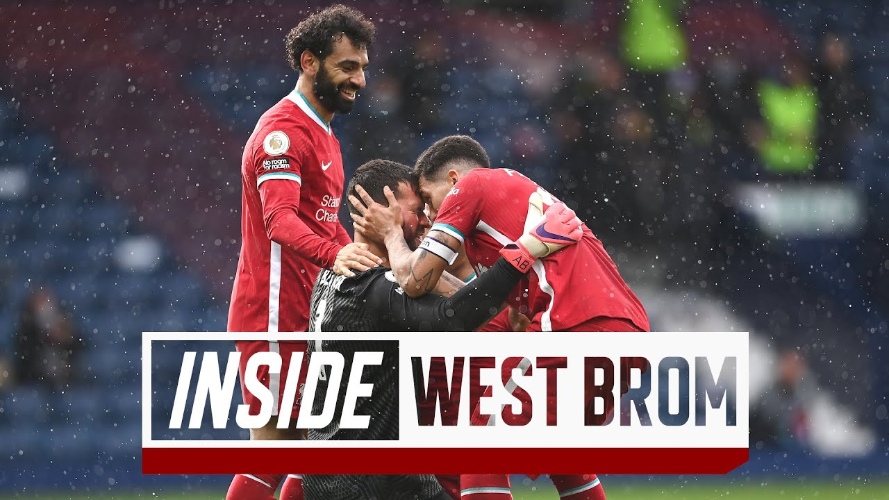 Download Inside West Brom: WBA 1-2 Liverpool   Behind-the-scenes from the Hawthorns