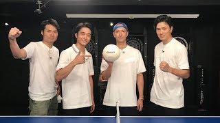 第3弾のテーマは、去年日本に上陸したばかりの新スポーツ「ヘディス」 ...