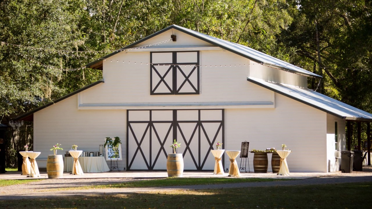 The White Barn In Brooksville FL