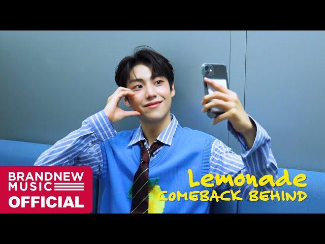 이은상 (Lee Eun Sang) 'Lemonade' 컴백 비하인드 [ENG/JPN SUB]