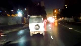 karachi City MotorCycle Trip