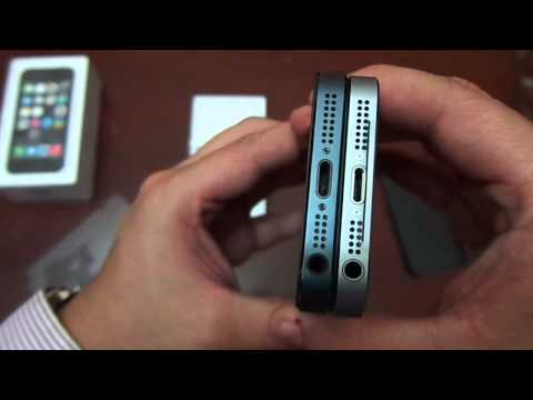 Unboxing iPhone 5s México Telcel
