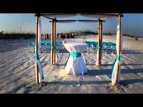 Gulf State Park: Wedding at the Pavilion