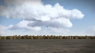 Breguet 14.B2 Test flight