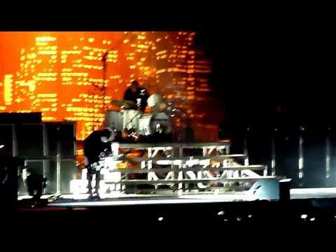Green Day  Song of the Century  21st Century Breakdown HD  Costa Rica 2010