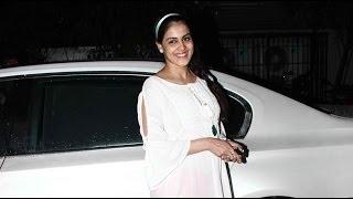 Genelia D'Souza enjoys Lai Bhaari