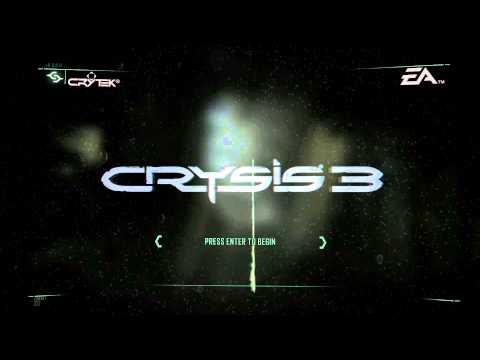 Crysis 3 Main Theme [alpha menu] 1080p High Sound Quality Two Tracks