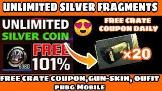 """NEW TRICK """"FREE CRATE COUPON AND UNLIMITED FRAGMENT"""" 