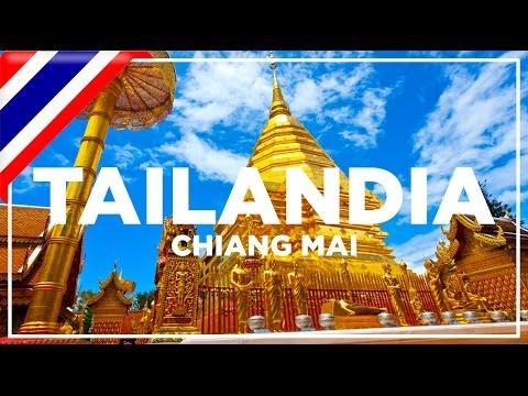 Tour por Chiang Mai vlog2 Tailandia