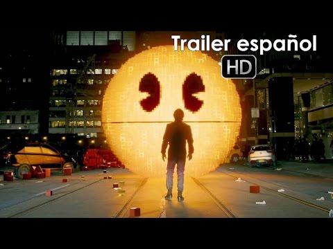 Pixels - Trailer español (HD)