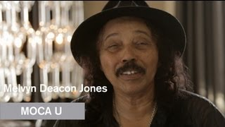 Melvyn Deacon Jones - Blues For Smoke - MOCA U - MOCAtv - Ep. 11