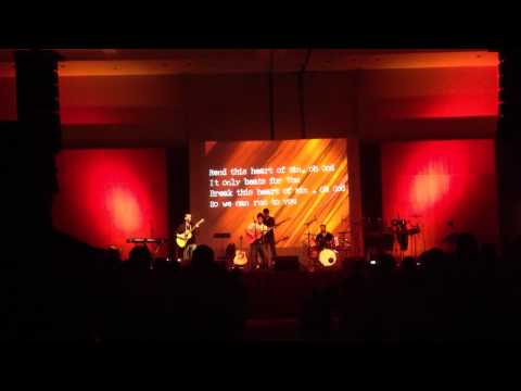 Faithwalkers 2011 worship live - Zion