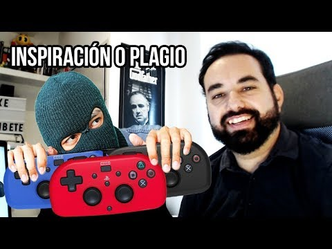 Ps4 Copia el mini mando JoyCon de Nintendo Switch ¿es eso cierto?
