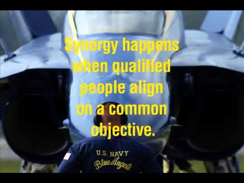The Power of Teamwork  Inspired by the Blue Angels