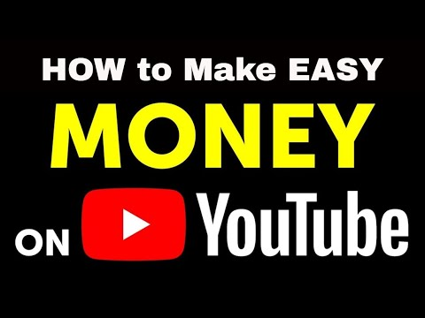 How to Make Easy Money On YouTube Without Making Any Videos - Beginners Full Tutorial