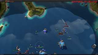 Leviathan: Warships | Gameplay HD 30Min
