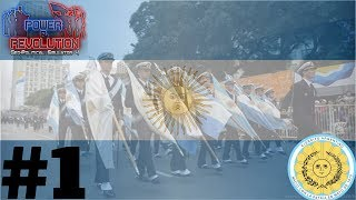 Power and Revolution Geopolitical Simulator 4 - Argentina - Part 1 - Taxes (2018 Add on)