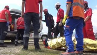 Bursa'da 5,6 Büyüklüğünde Deprem Senaryosu