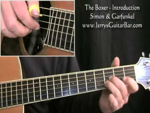 Simon & Garfunkel – The Boxer | Guitar Lesson, Tabs & Chords | JGB