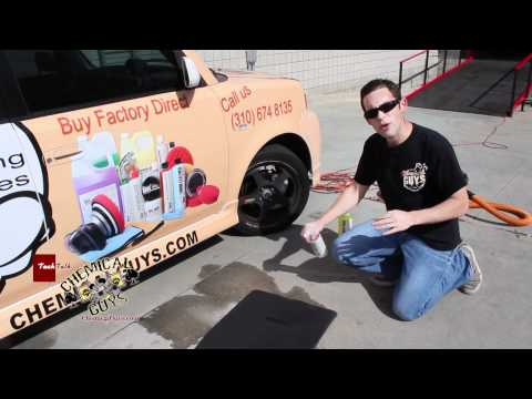 How To Clean Auto Carpet & Protect Fabrics with Fabric Guard - Chemical Guys
