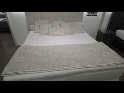 ostermann bugatti boxspringbett titan youtube. Black Bedroom Furniture Sets. Home Design Ideas