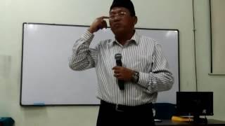 Kajian Akhlak Ustadz Dr KH Hamdan Rasyid MA