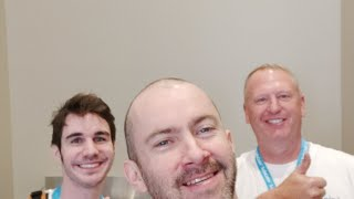 Day 3 of World Crypto Con With Jeff, Cam & Ryan