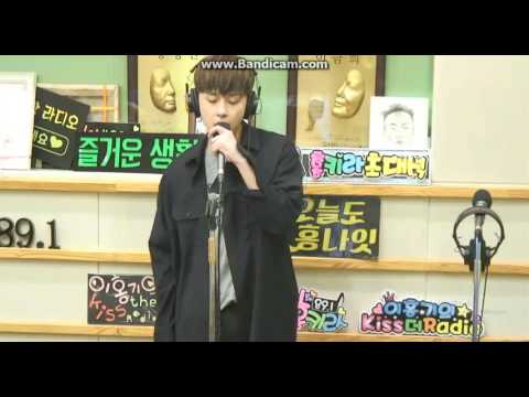 [170503 LeeHongki's Kiss Radio] HIGHLIGHT YONG JUNHYUNG -Too Much love Kills me