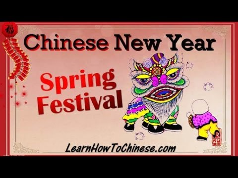 Chinese New Year  - Chinese culture about how Chinese people prepare and celebrate Spring Festival