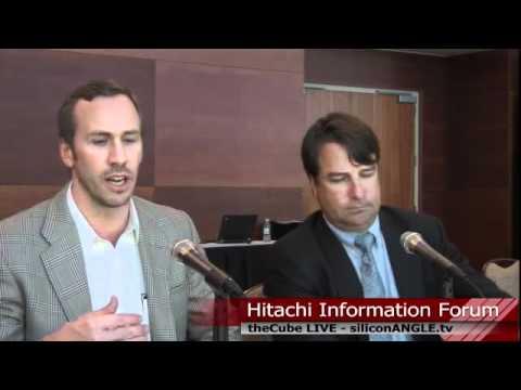 Cloud Corner at the Hitachi Information Forum 2010
