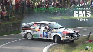 Rally Legend San Marino 2017 I Big Jumps, Big Show & Mistakes I CMSVideo