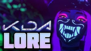 kda universe explained