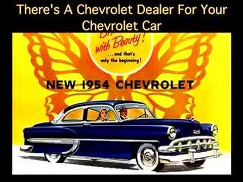 see the usa in your chevrolet karaoke