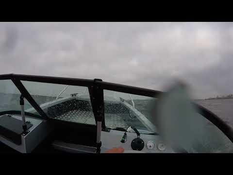 Моторная лодка Волжанка