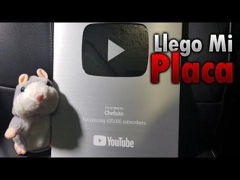 Llego la Placa | El primer Juguete en tener un botón de Youtube