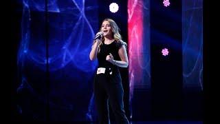 """Marshmello & Anne-Marie - """"Friends"""". Vezi cum cântă Angelina Ilie, la X Factor!"""