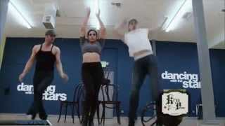 Video Bethany Mota, Tony Dovolani & Derek Hough (Trio Round) - Rehearsals + Extras | DWTS download MP3, 3GP, MP4, WEBM, AVI, FLV Juli 2018