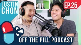 From Twilight Actor to BgA Movie? (Ft. Justin Chon) - Off The Pill Podcast #25
