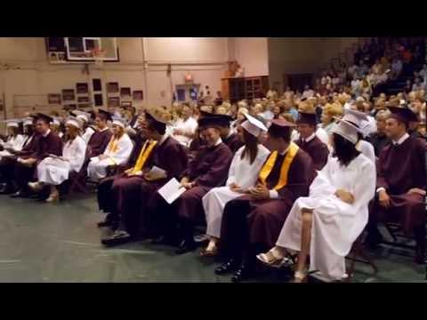 Lukas Curtis' Valedictorian Speech - Brunswick Academy 2015