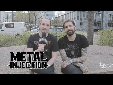 DER WEG EINER FREIHEIT On Writing Emotional Black Metal & The Future Of The Band| Metal Injection