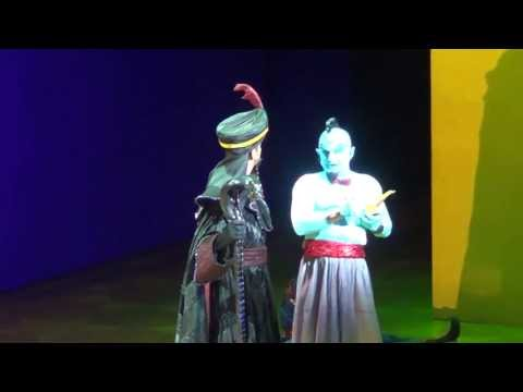 Genie's Jokes and Puns Collection Part 4 (HD) - Aladdin A Musical Spectacular